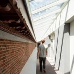 Velux modulaire lichtstraten - Van Der Valk Hotel Mechelen